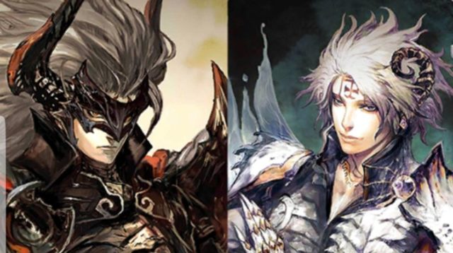 黒騎士と白の魔王 レビュー