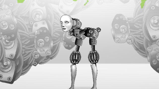 ロボットやめたい